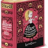Alice's Adventures in Wonderland and Other Stories (Barnes & Noble Leatherbound Classics Series), Barnes & Noble Leatherbound Classics Series, Lewis Carroll, (9781435122949). Hardcover - Barnes & Noble