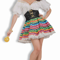 Sexy Mexican Woman Halloween Costume