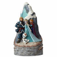 Frozen Carved By the Heart-Disney Traditions-4048651