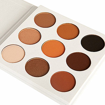 New KYShadow Kit 1 PCS Kyshadow Creme Shadow 9 Color iN 1 Eyeshadow Palette