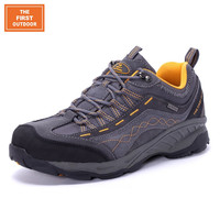 TFO Men Hiking Shoes Brand Sports Sneakers Man Athletic Shoes Waterproof Breathable Climbing Camping Outdoor Walking Shoes 556