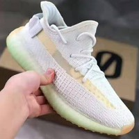 ADIDAS YEEZY BOOST 350 V2 2019 new wild personality sneakers