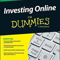 Investing Online for Dummies Investing Online for Dummies 9 PAP/PSC