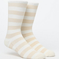 Straight Striped Crew Socks at PacSun.com
