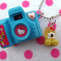 Hello Kitty Sushi View Finder Necklace
