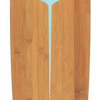 """Dusters Channel Blue & White Drop Through 38"""" Longboard Complete"""