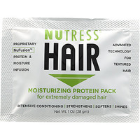 Nutress Hair Moisturizing Protein Pack for Extremely Damaged Hair