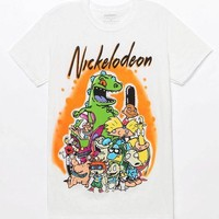 Nickelodeon Airbrush T Shirt At Pacsun.com