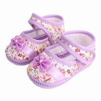 Baby Shoes Cute Toddler Cozy cotton