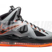 "lebron 10 ""lava"" - Nike Basketball - Nike 