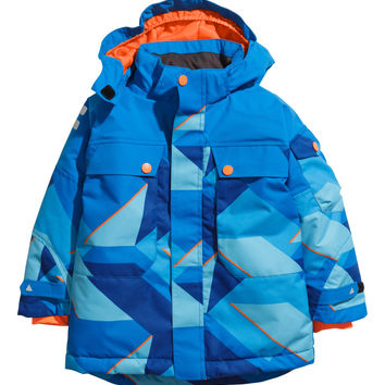 H&M - Padded Functional Jacket
