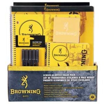 Browning School and Office Value Pack