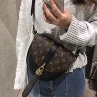Louis Vuitton Monogram Canvas Chantilly Lock Cross Body Handbag