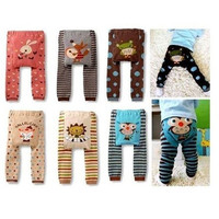 Patterned Toddler Boys Girls Pants Baby Cotton Pants PP Trousers Kids Bottoms = 1930331972