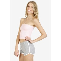 Runaway Girl Shorts - Grey