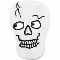 Smiling Skull Patch