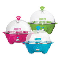Automatic Electric Rapid Egg Cooker for Hard Boiled Poached