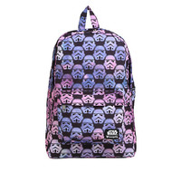 Loungefly Star Wars Galaxy Stormtrooper Print Backpack