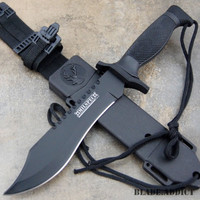 """12"""" Bowie Hunting Knife"""