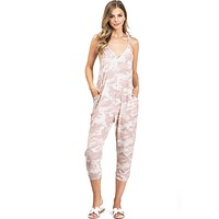 Solo Cropped Jumpsuit