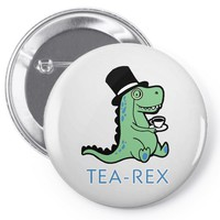 tee rex Pin-back button