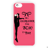 Cheers Cheerleader Bow To Toe For iPhone 5 / 5S / 5C Case