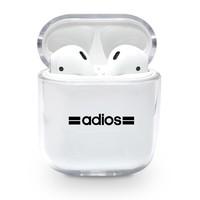Adios Airpods Case
