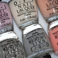 New York City Ballet By OPI Limited Edition