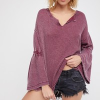 Free People We The Free Dahlia Thermal