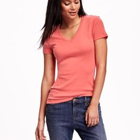 Old Navy Perfect V Neck Tee