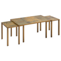 Couper Nesting Coffee Tables, Set/3