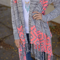 Sweater Weather Cardi - Piace Boutique
