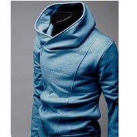 Aokin Assassin's Creed Revelations Desmond Miles Cosplay Costume Hoodie Jacket