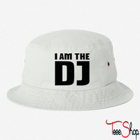 I am the DJ bucket hat