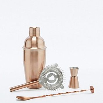 Copper Cocktail Set - Urban Outfitters