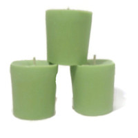 Eco friendly soy Candy Cane candles, Christmas candles, USA ship free!