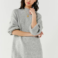 UO Mock-Neck Sweater Dress | Urban Outfitters