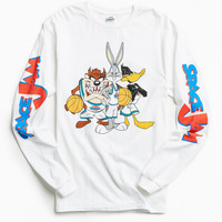 Space Jam Long Sleeve Tee | Urban Outfitters