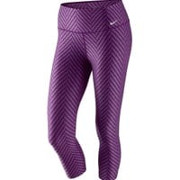 Nike Women's Legend 2.0 Zig Zag Training Capris