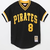 Mitchell & Ness Pittsburgh Pirates Baseball Jersey at PacSun.com