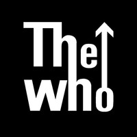 THE WHO Vinyl decal