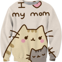 Pusheen Mom Love Sweater