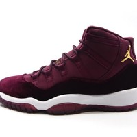 Best Deal Online Air Jordan 11 Retro GG 'Red Velvet' GS