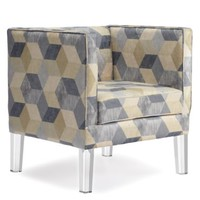 Prism Chair | Chairs | Living Room | Furniture | Z Gallerie