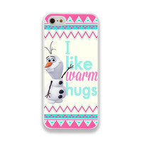 Olaf Disney Frozen iPhone Case