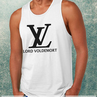 Lord Voldemort Clothing Tank Top For Mens