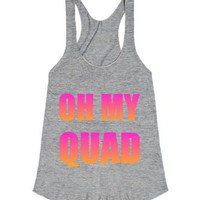 Oh My Quad Workout Tank Top