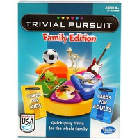 Trivial Pursuit Family Edition - Tabletop Haven
