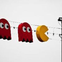 Pac Man and Co by ~Attila-Le-Ain on deviantART