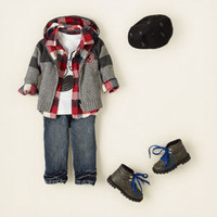 baby boy - outfits - sweater weather - ski patrol   Children's Clothing   Kids Clothes   The Children's Place